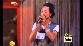 Balageru Idol: Endashaw Tekle Performing Neway Debeb's Song | 4th Audition