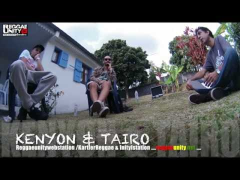 INTERVIEW TAIRO & KENYON
