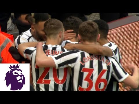 Video: Fabian Schar's flick adds to Newcastle's lead over Cardiff City | Premier League | NBC Sports