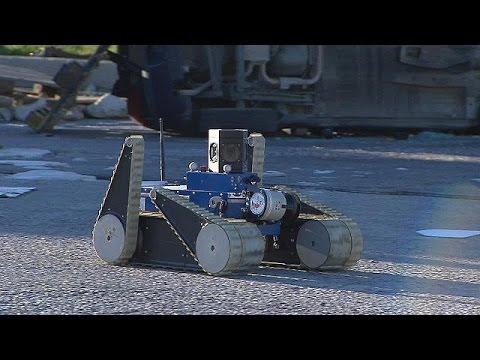 Ρομπότ βοηθούν σωστικά συνεργεία σε φυσικές καταστροφές – futuris