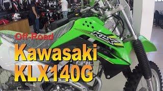 10. Kawasaki KLX140G 2017 - Off-Road