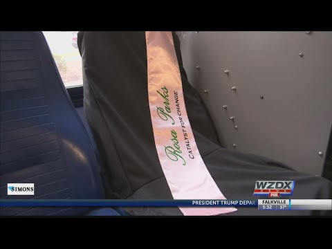 Huntsville's first Rosa Parks Day inspires change