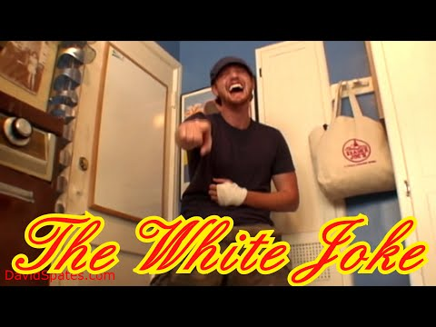 Classics - The White Joke 😂COMEDY😂 (David Spates)