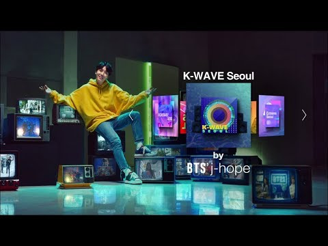 [2018 Seoul City TVC]  K-Wave Seoul by BTS' j-hope