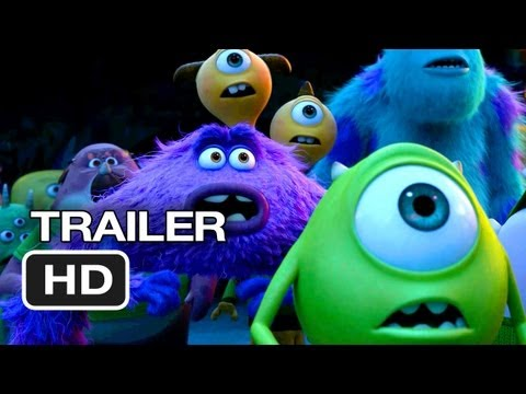 University - Subscribe to TRAILERS: http://bit.ly/sxaw6h Subscribe to COMING SOON: http://bit.ly/H2vZUn Like us on FACEBOOK:http://goo.gl/dHs73 Monsters University Offici...