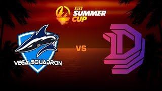 Vega Squadron vs Double Dimension, Вторая карта, BTS Summer Cup
