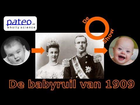 De 111ste verjaardag van de babyruil te Soestdijk