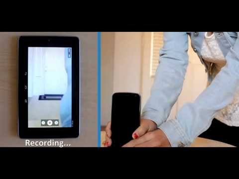 Video of Video Monitor - Surveillance