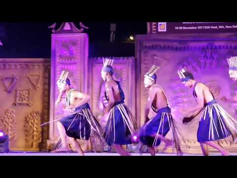 Video Aadi Mahotsav : Tribal Festival with the theme of 'A Celebration of the Spirit of Tribal Culture' download in MP3, 3GP, MP4, WEBM, AVI, FLV January 2017