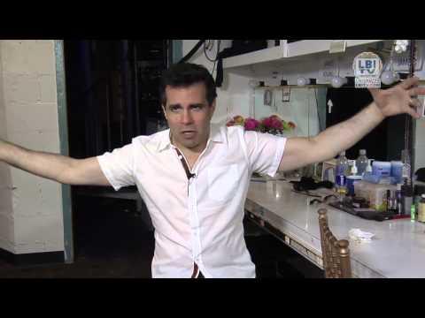 "Mario Cantone: ""Surflight's Importance"" – Surflight's Catch a Rising Star   LBI TV August 2013"