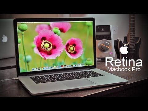 new Macbook Pro Unboxing - Retina MacBook Pro [Unboxing - Review] If you enjoyed this video, I'd appreciate it if you'd leave a Like and Subscribe above. The Retina ...