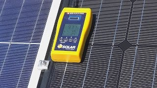 Seaward PV210 Solar Installation Tester / Analyser Review