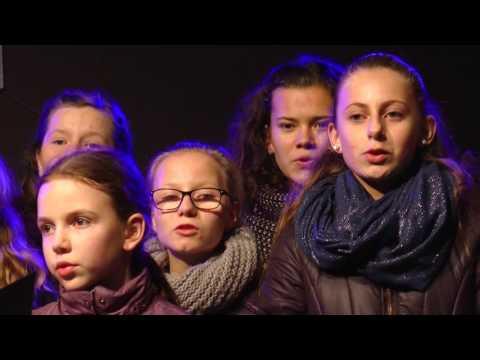 TVS: Napajedla - Město rozsvítilo vánoční strom