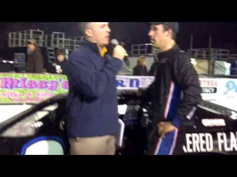 Austin Theriault - Brad Keselowski Racing - Dillon Motor Speedway South Carolina Clash Victory Lane