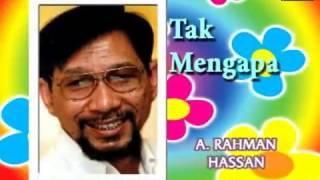 Jom layam lagu old school dari Dato' A. Rahman Hassan