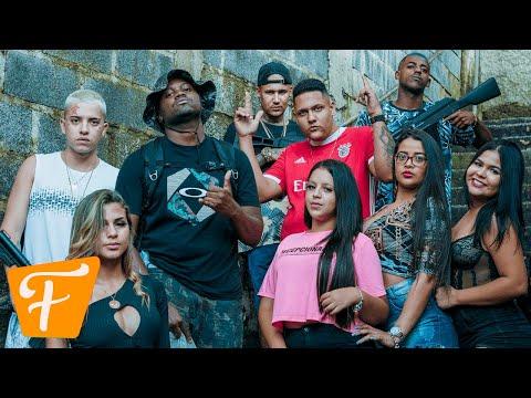 MC Saci, MC Fahah e MC Dricka - Vida Do Crime (Official Music Video)