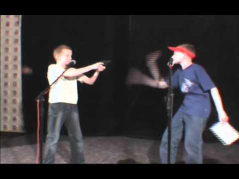 Kabaret NieTypowy - Napad na bank