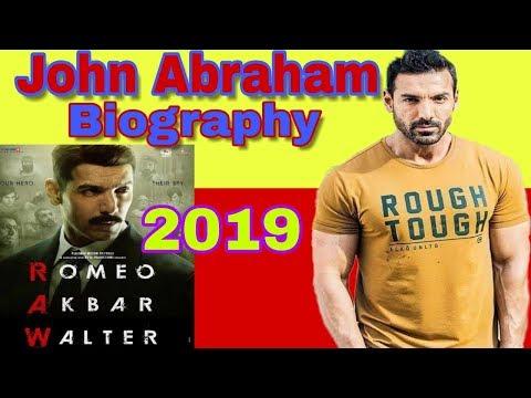 John abraham full biography in hindi | Romeo Akbar Walter