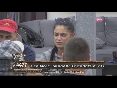 Задрага 2 - Давид и Александра о Станиджи - 20.09.2018.