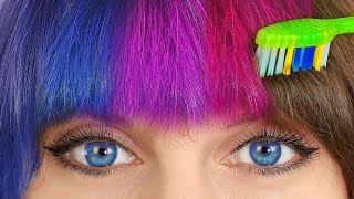 Video 10 Hair Hacks And Hairstyles Every Girl Should Know MP3, 3GP, MP4, WEBM, AVI, FLV Juli 2018
