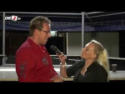 Interview mit Sascha Valentino bei der 7. SFR1 Geburtstagsparty