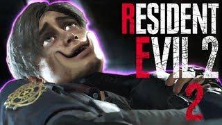 LET ME GO!   Resident Evil 2 - Part 2