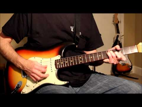 Southern Rock Guitar Chords Lesson