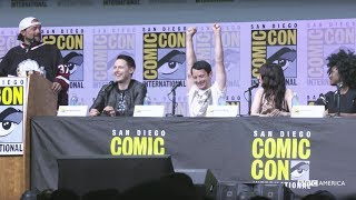 The FULL Dirk Gently's Holistic Detective Agency panel at San Diego Comic-Con 2017.Dirk Gently's Holistic Detective Agency returns to BBC America THIS FALL for a new case!Subscribe now: http://bit.ly/1aP6Fo9Twitter: http://twitter.com/dirkgentlybbcaFacebook: http://www.facebook.com/dirkgentlybbcaInstagram: http://instagram.com/dirkgentlybbcaSnapchat: http://snapchat.com/add/bbcamerica_tvTumblr: http://bbcamerica.tumblr.comLEARN MORE: http://www.bbcamerica.com/shows/dirk-gentlys-holistic-detective-agency