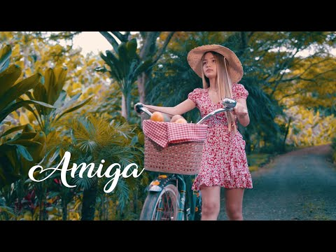 Jhonny Rivera - Amiga (Video Oficial)