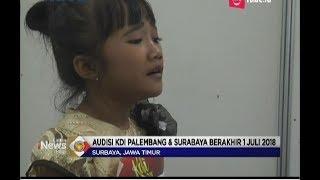 Video Sosok Imut Bocah 11 Tahun Unjuk Kebolehan di Audisi Ajang KDI Surabaya - LIP 01/07 MP3, 3GP, MP4, WEBM, AVI, FLV Maret 2019