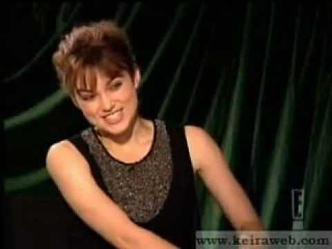 Keira Knightley - King Arthur interview 2004