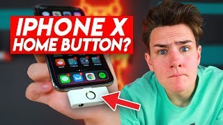 Video The iPhone X Home Button Adapter MP3, 3GP, MP4, WEBM, AVI, FLV April 2018