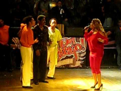 Rosaflor y Guajaja (Del Carajo) zapateo negro y andino