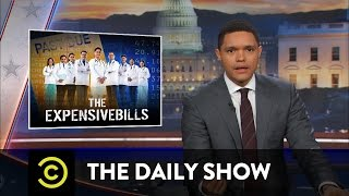 Video Obamacare Takes a Price Hike: The Daily Show MP3, 3GP, MP4, WEBM, AVI, FLV April 2019