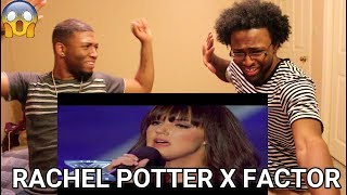 """Download Lagu Rachel Potter - Proves Her Point with """"Somebody to Love"""" by Queen - THE X FACTOR USA 2013 (REACTION) Mp3"""