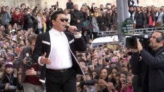 PSY à Paris : reportage sur le phénomène GANGNAM STYLE (PSY in Paris documentary)