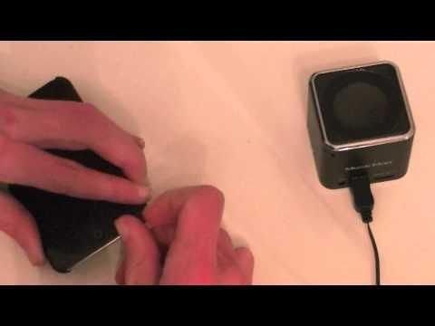 MusicMan - Mini Lautsprecher im Test