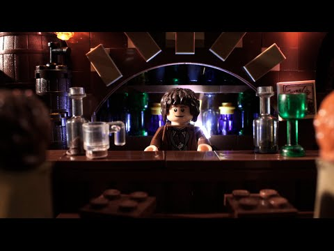 LEGO - Step on into the Ivy Bush Tavern for a pint! But be careful. There may be a few surprises waiting for you. Please like us on Facebook for updates and special postings! https://www.facebook.com/Br...