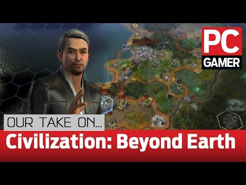 civilization beyond earth pc gameplay