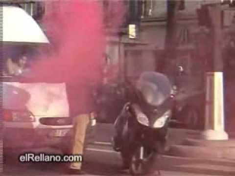 Broma al motociclista