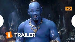 Aladdin | Teaser Trailer Legendado