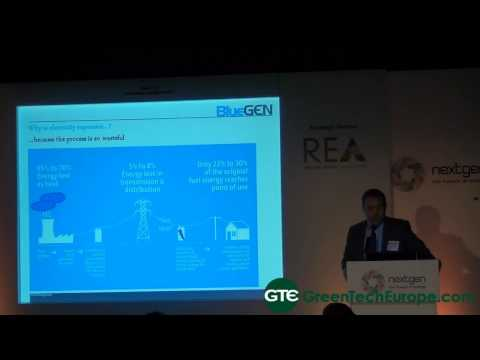 Ceramic Fuel Cells Ltd Presentation: BlueGen technology