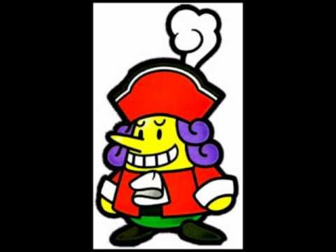 Paper Mario TTYD OST - Keelhaul Key