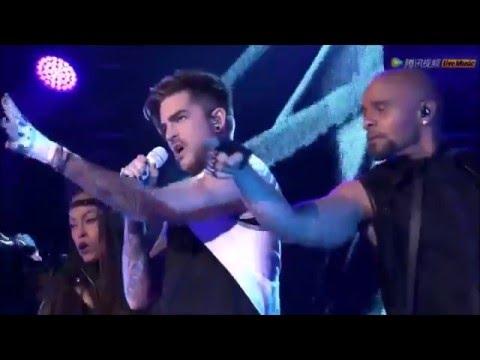 Adam Lambert - For Your Entertainment - Shanghai 2016