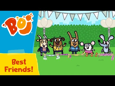 Boj - The Best of Friends ✨ | Full Episodes | Cartoons for Kids
