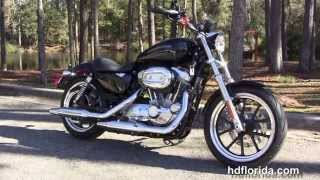 2. New 2015 Harley Davidson Sportster Superlow Motorcycles for sale