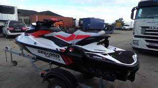 5. GTX WAKE 215 PRO 2013 г Sea-Doo BRP 44 м.ч.