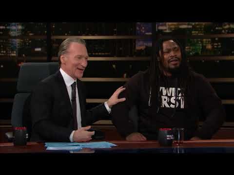 Marshawn Lynch | Real Time with Bill Maher (HBO)