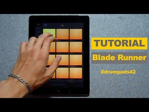 How To Play Blade Runner - Dubstep Drum Pads 24 Tutorial