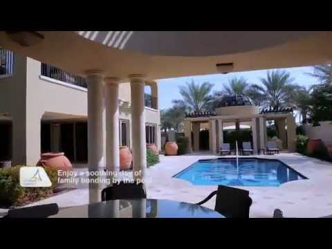 Saadiyat Beach Villas, Arabian 4 Bedroom